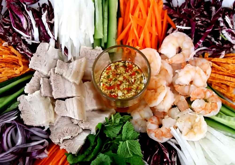 Салат Козел в огороде - пошаговый рецепт, фото 1