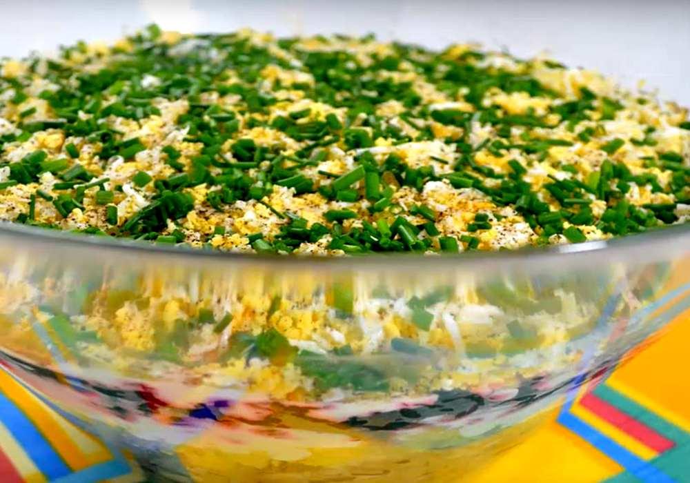 Салат селедка под шубой по царски. - пошаговый рецепт, фото 1