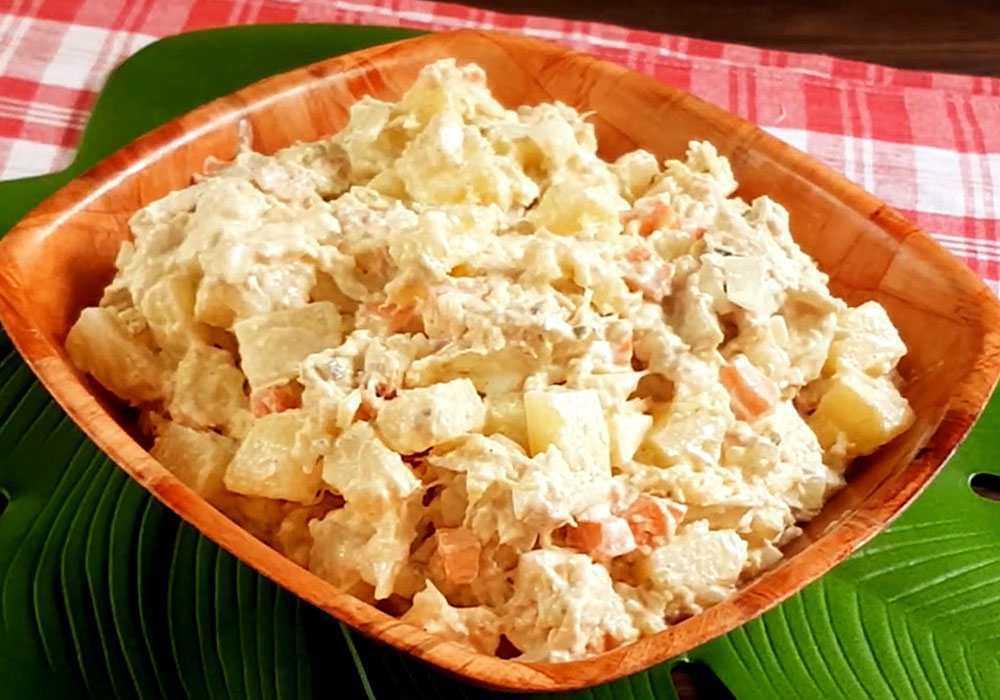 Салат Столичный классический с курицей - пошаговый рецепт, фото 1