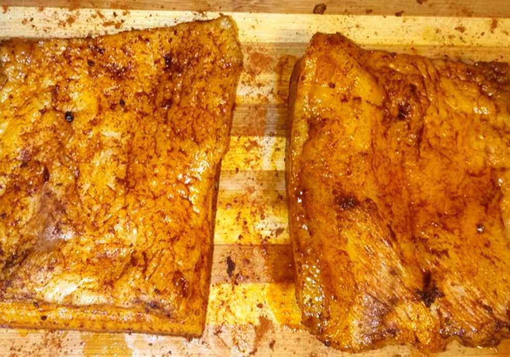Сало в розсолі - покроковий рецепт, фото 1