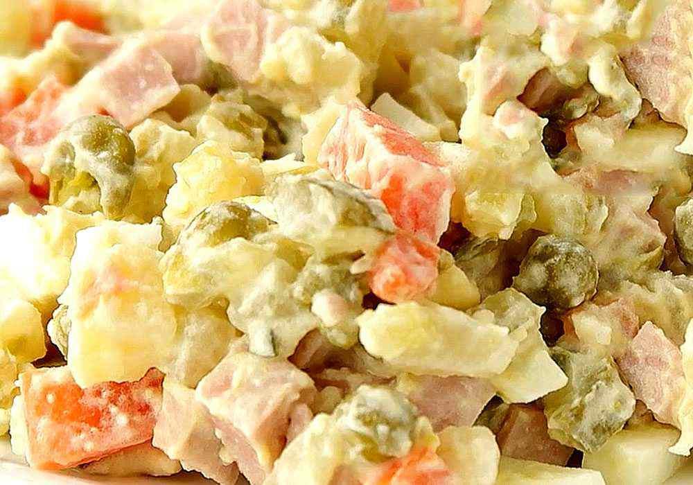 Найсмачніший салат олів'є - покроковий рецепт, фото 1