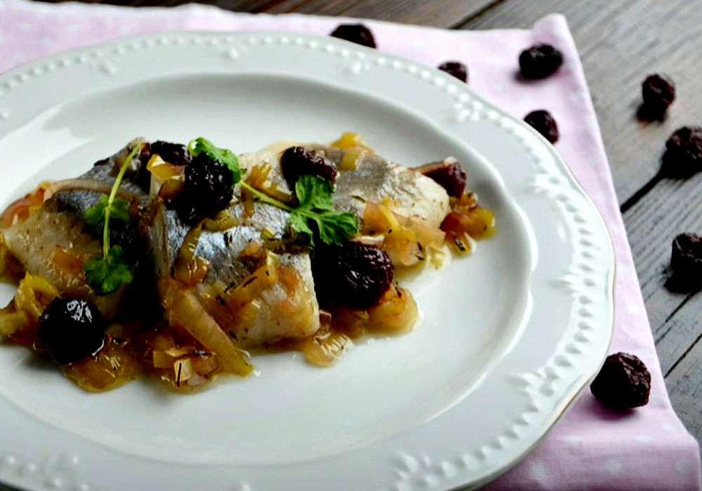 Селедка хе по-корейски - пошаговый рецепт, фото 1