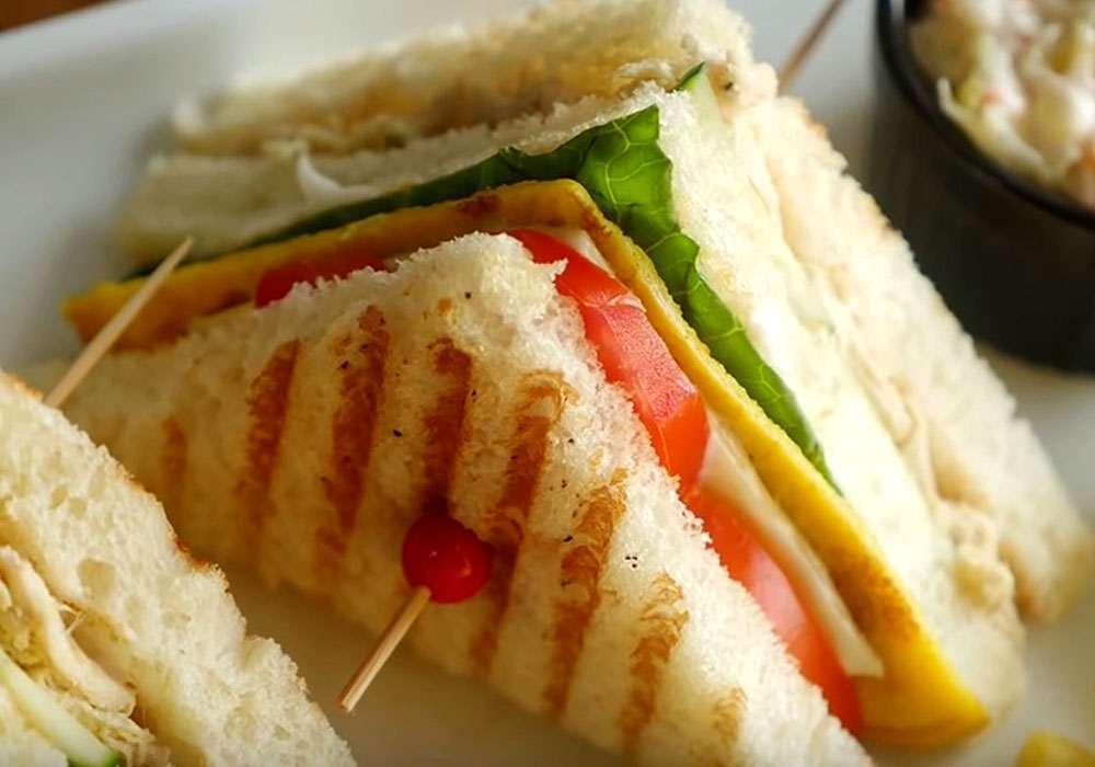 Сэндвич - пошаговый рецепт, фото 1