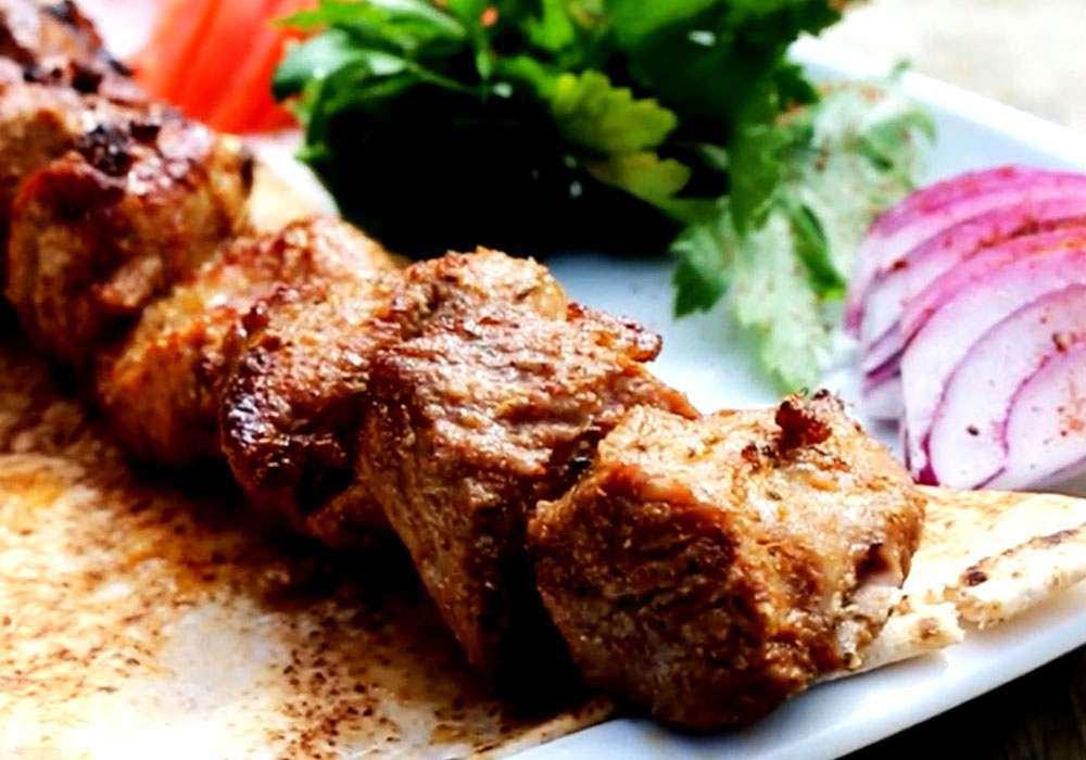 Шашлык из баранины - пошаговый рецепт, фото 1