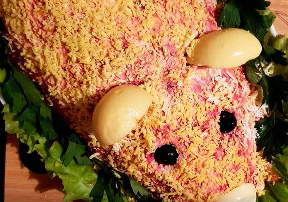 Шуба - пошаговый рецепт, фото 1
