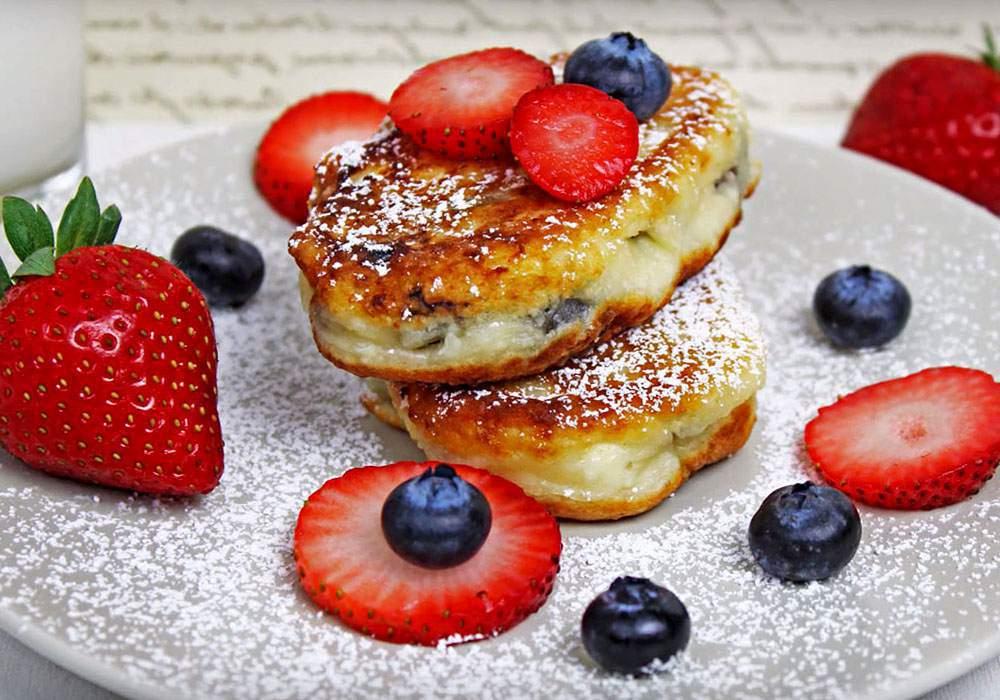 Сырники на сковороде - пошаговый рецепт, фото 1