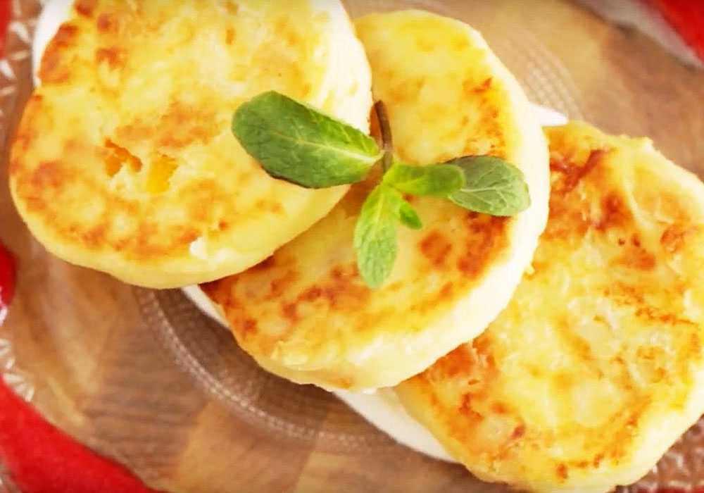 Сырники творожные - пошаговый рецепт, фото 1