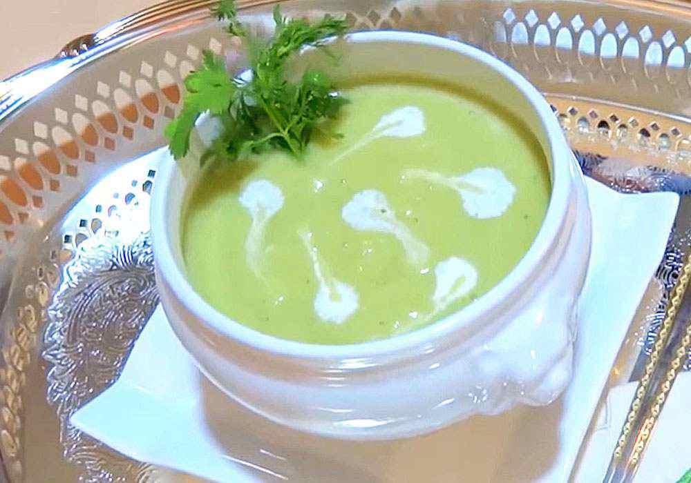 Сырный суп по французски - пошаговый рецепт, фото 1