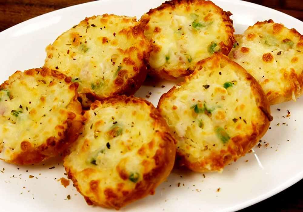 Сырные гренки - пошаговый рецепт, фото 1
