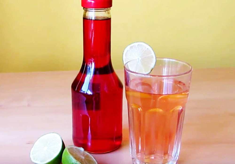 Сироп клубничный - пошаговый рецепт, фото 1