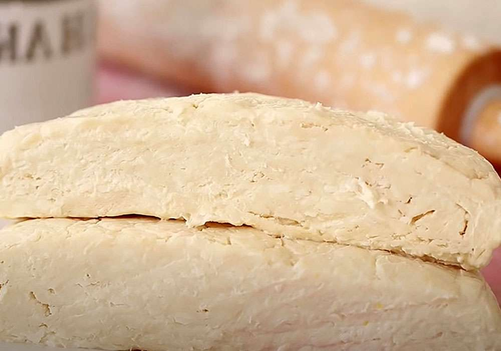 Листкове тісто для самси просто і швидко - покроковий рецепт, фото 1