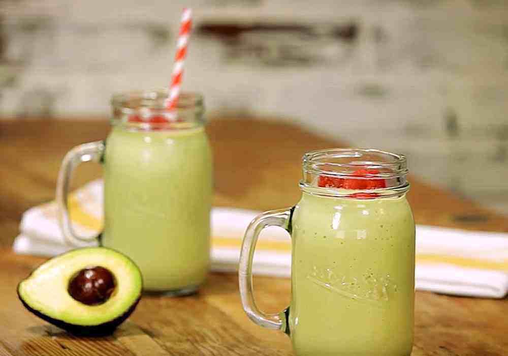 Смузі з авокадо - покроковий рецепт, фото 1