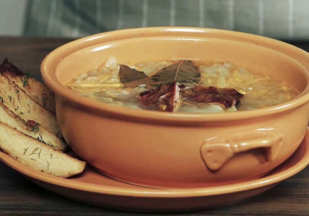 Солянка из капусты с мясом - пошаговый рецепт, фото 1