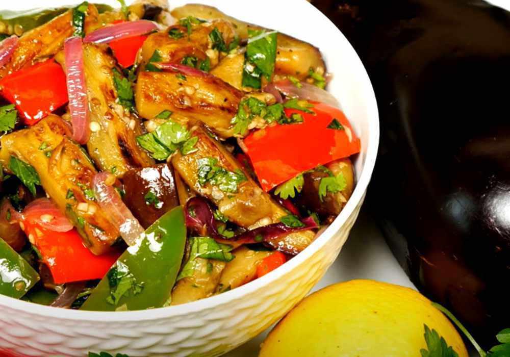 Соте из баклажанов - пошаговый рецепт, фото 1