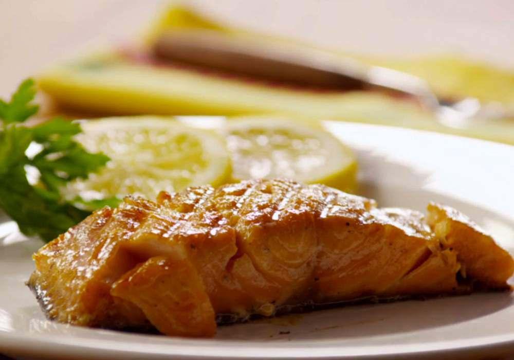 Стейк из форели - пошаговый рецепт, фото 1