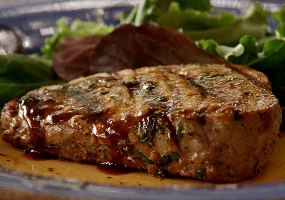 Стейк из тунца - пошаговый рецепт, фото 1
