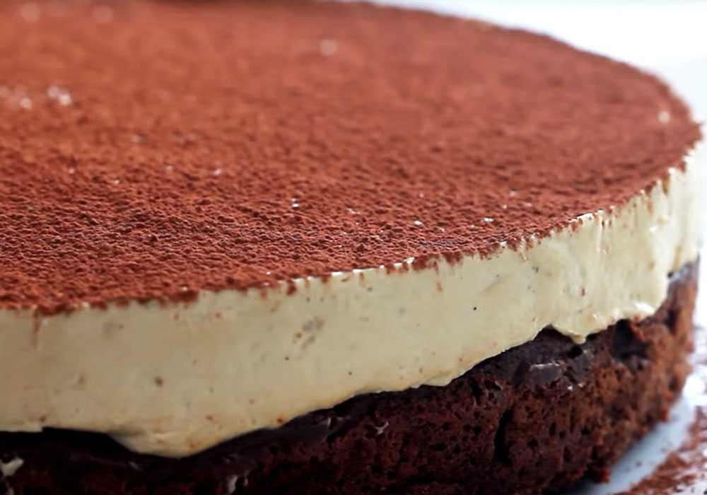Суфле для торта - пошаговый рецепт, фото 1