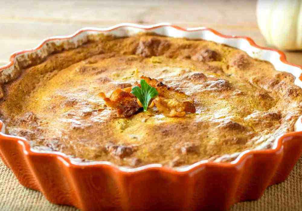 Суфле из тыквы - пошаговый рецепт, фото 1