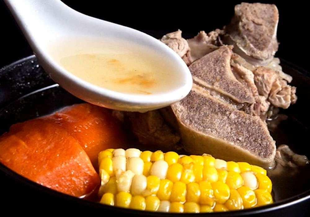 Суп из свинины в мультиварке - пошаговый рецепт, фото 1