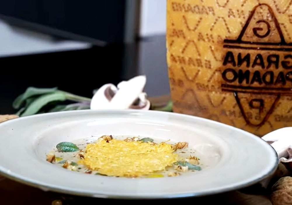 Суп пюре грибной с сыром - пошаговый рецепт, фото 1