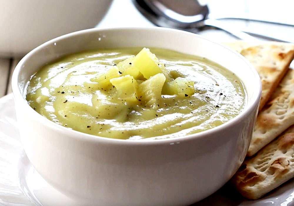 Суп-пюре з селери - покроковий рецепт, фото 1