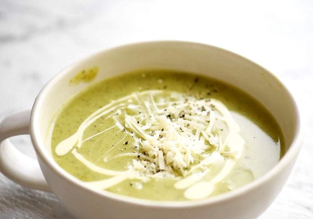 Суп пюре из кабачков - пошаговый рецепт, фото 1