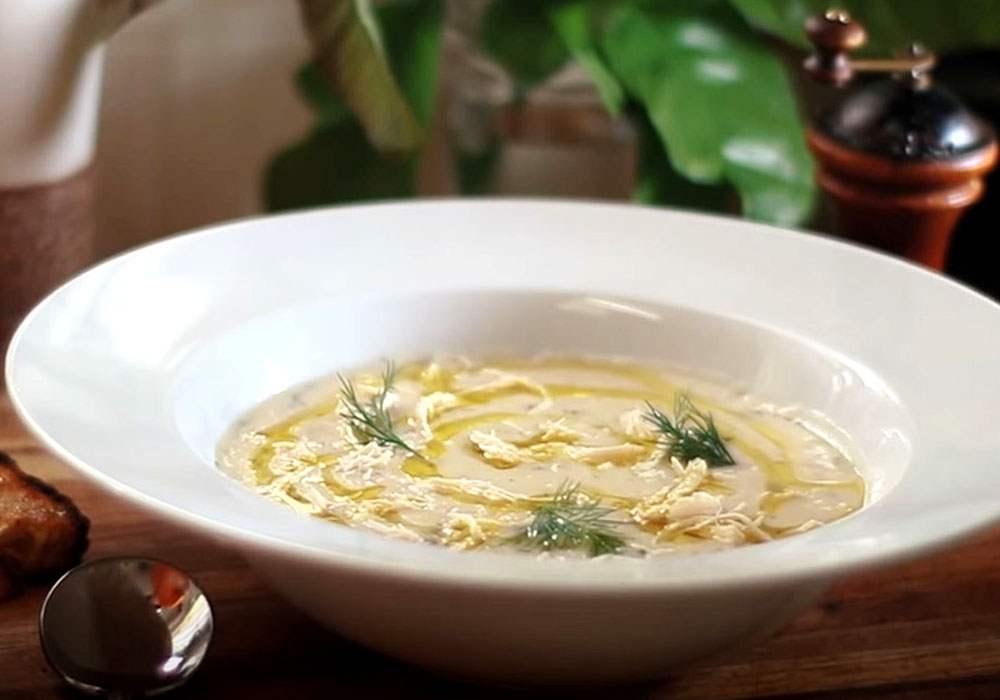 Суп - пюре из куриных грудок - пошаговый рецепт, фото 1