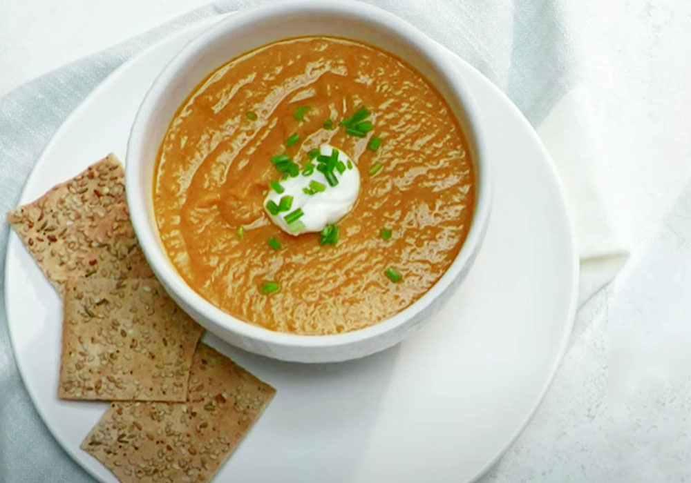 Суп-пюре из моркови и картофеля - пошаговый рецепт, фото 1