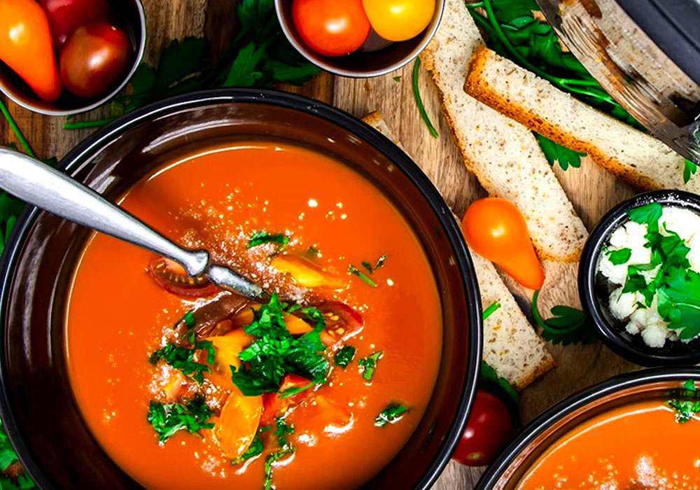 Суп – пюре в мультиварке - пошаговый рецепт, фото 1