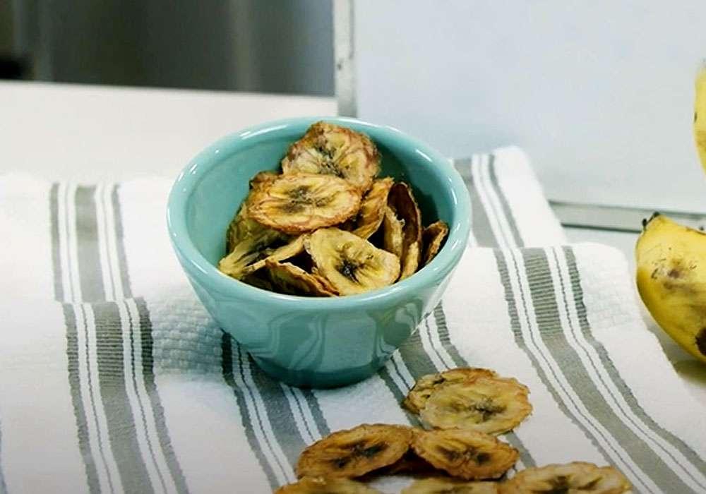 Сушеные бананы - пошаговый рецепт, фото 1