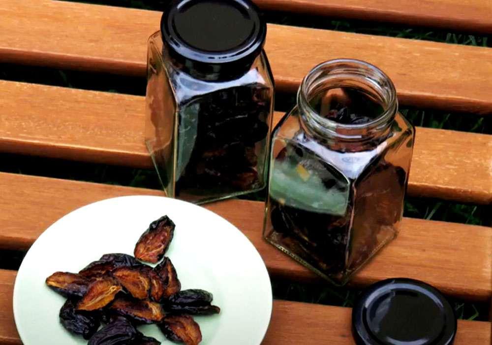 Сушеная слива - пошаговый рецепт, фото 1