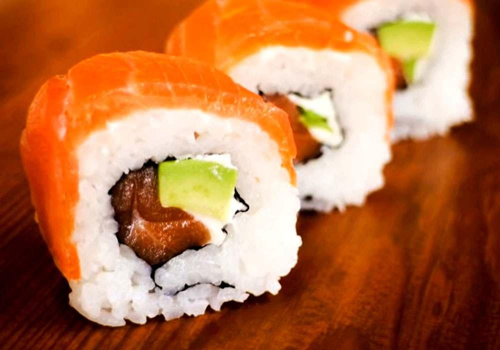 Суші Сакура - покроковий рецепт, фото 1
