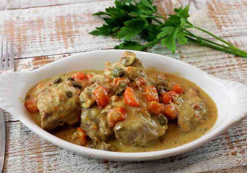 Свинина с подливкой - пошаговый рецепт, фото 1