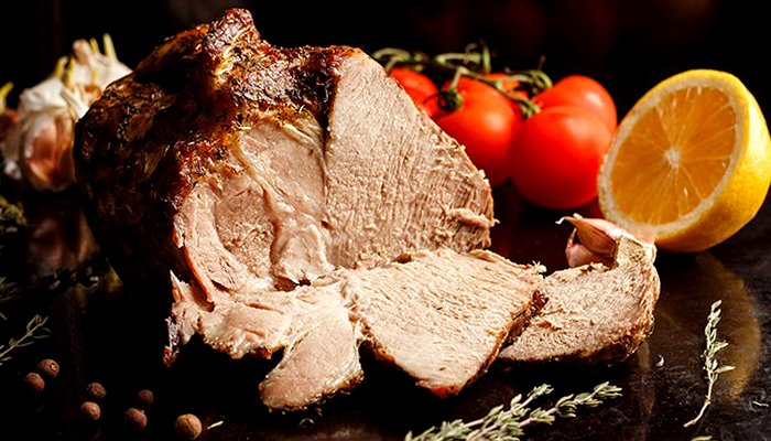 Свинина в духовке - пошаговый рецепт, фото 1