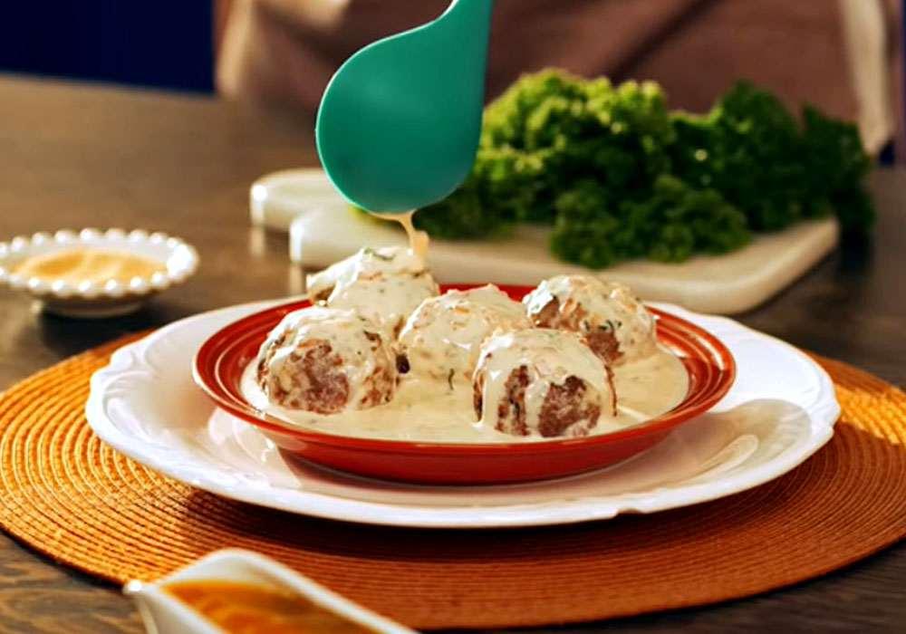 Тефтели с подливкой - пошаговый рецепт, фото 1