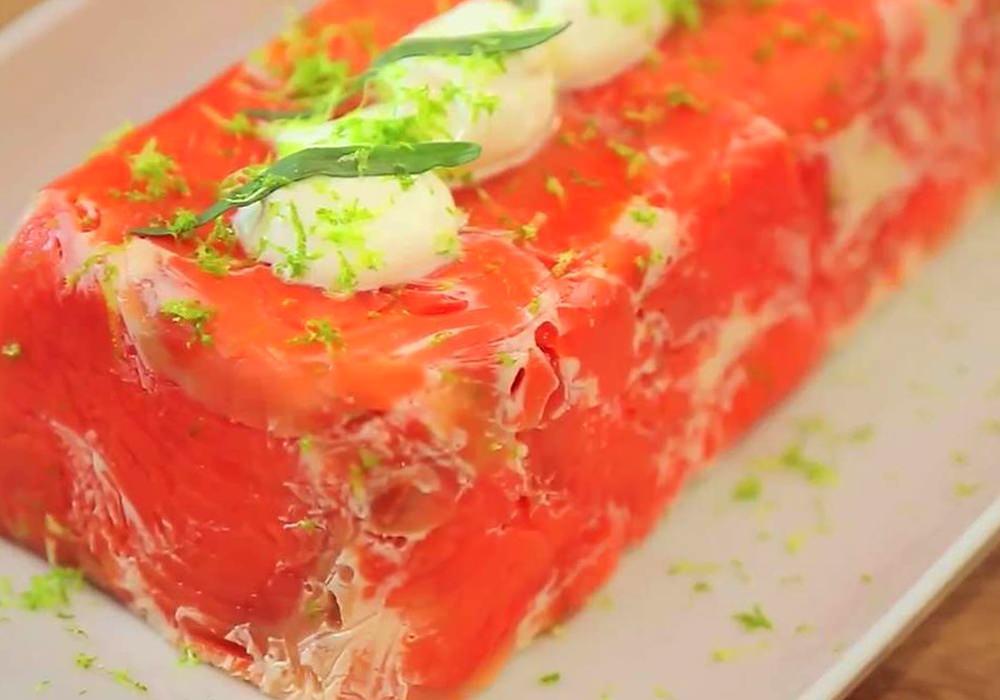 Террин из рыбы - пошаговый рецепт, фото 1