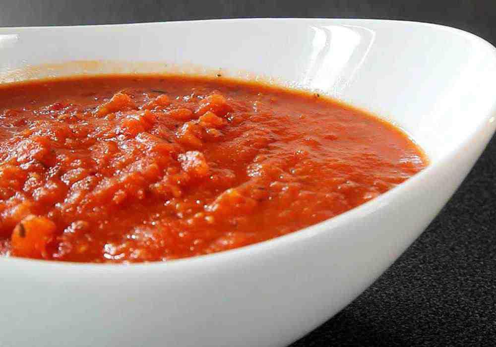Томатний соус до м'яса - покроковий рецепт, фото 1
