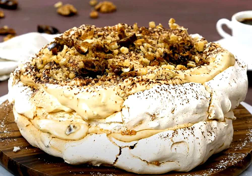 Торт Графские развалины - пошаговый рецепт, фото 1
