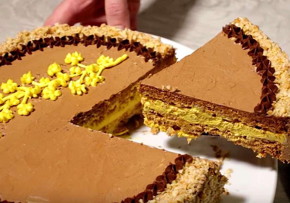 Торт Киевский - пошаговый рецепт, фото 1