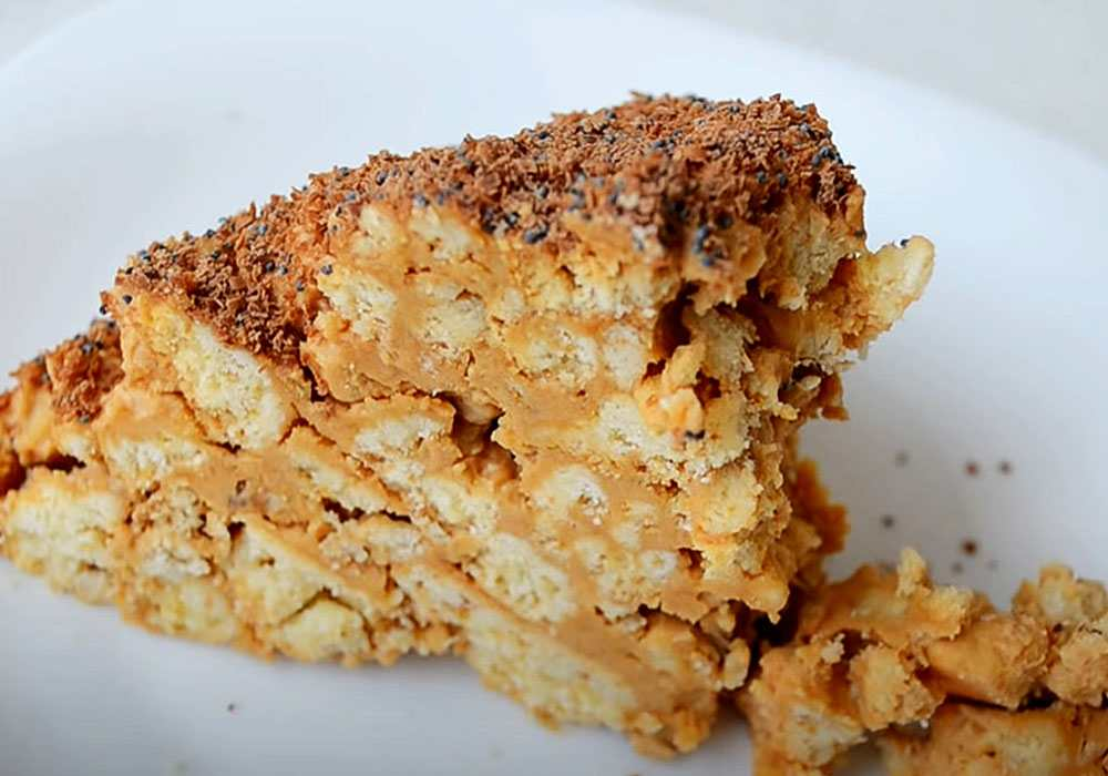 Торт Муравейник - пошаговый рецепт, фото 1