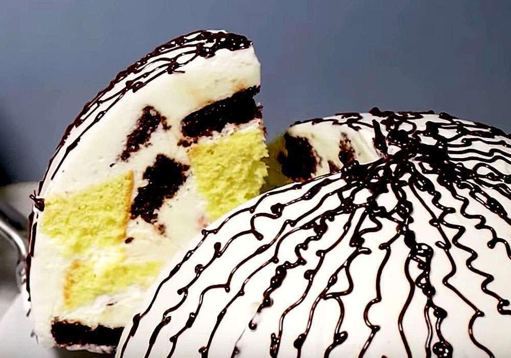 Торт Пинчер кучерявый - пошаговый рецепт, фото 1