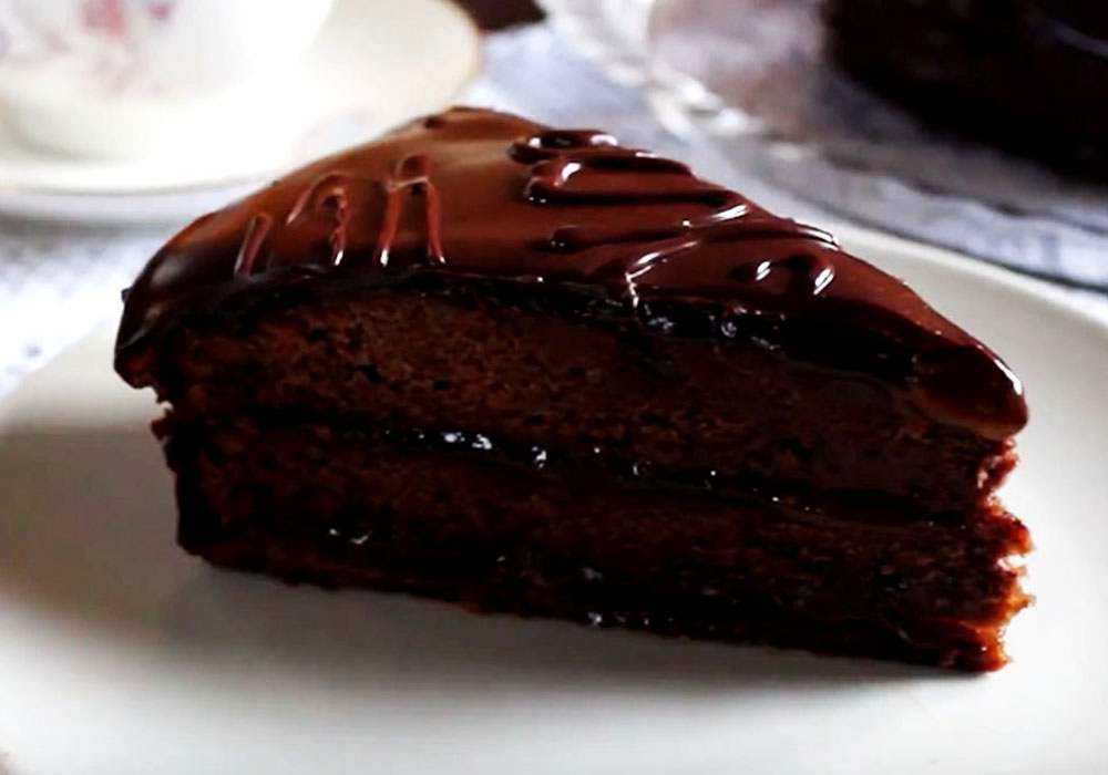 Торт Пражский - пошаговый рецепт, фото 1