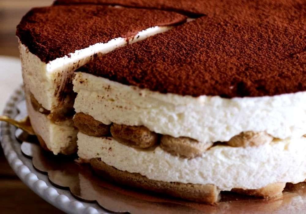 """Торт """"Тирамису"""" - пошаговый рецепт, фото 1"""