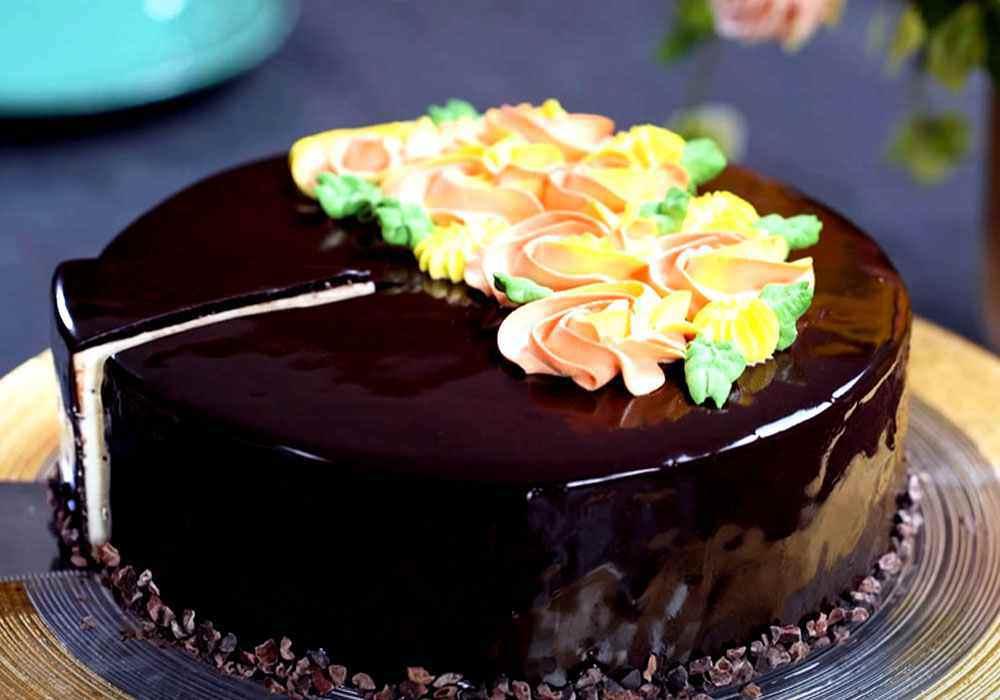 """Торт """"Воздушно-шоколадный"""" - пошаговый рецепт, фото 1"""