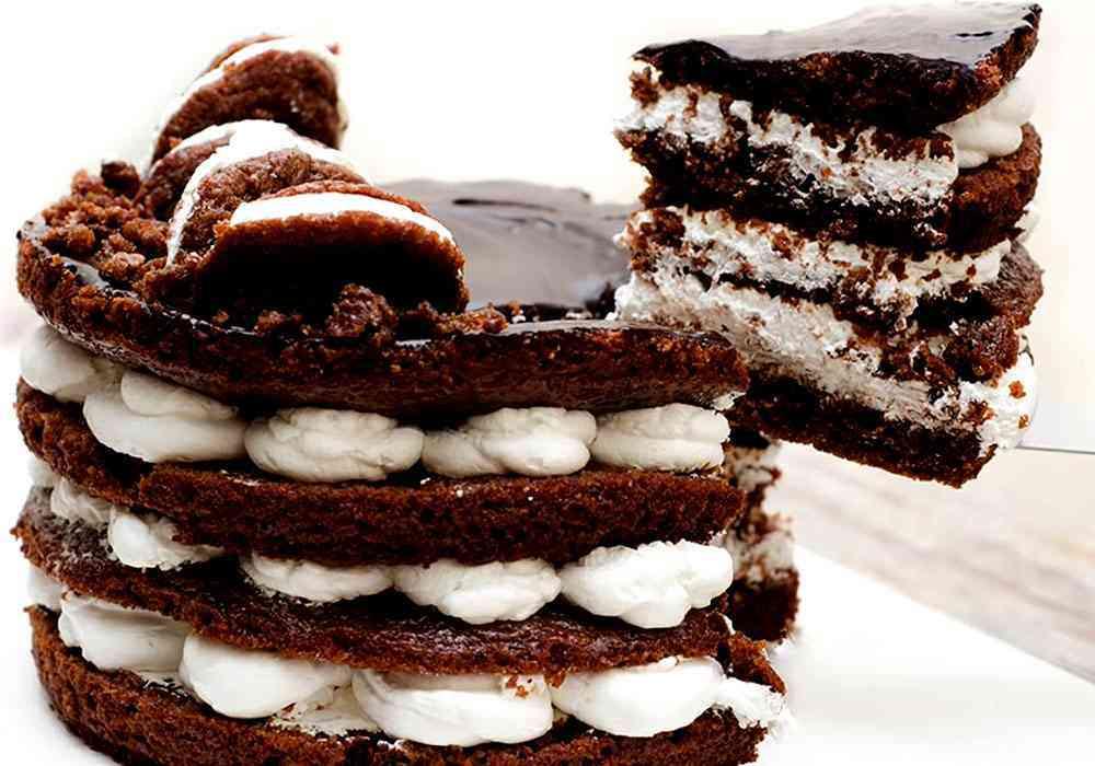 Торт Вупи Пай - пошаговый рецепт, фото 1