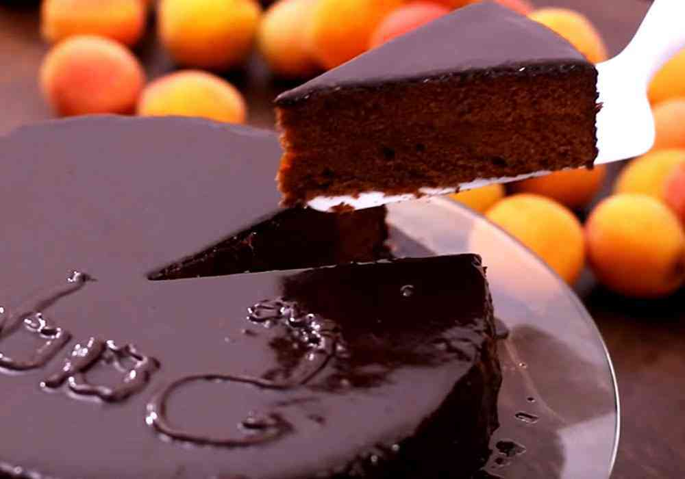 Торт Захер классический - пошаговый рецепт, фото 1