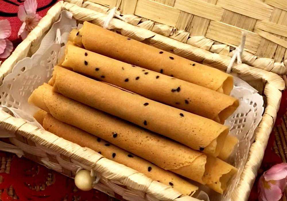 Трубочки в вафельниці - покроковий рецепт, фото 1