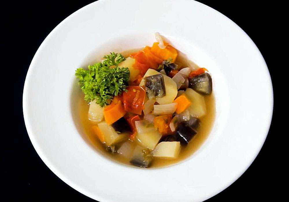 Тушковані овочі в мультиварці - покроковий рецепт, фото 1