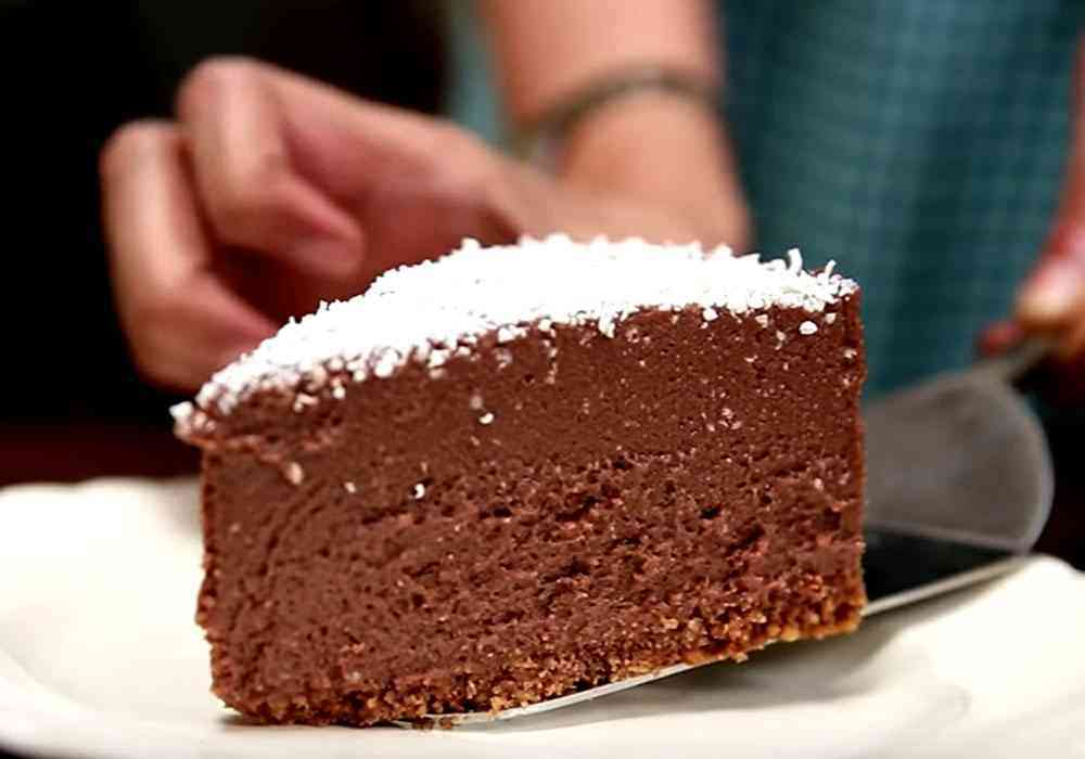 Творожный торт - пошаговый рецепт, фото 1