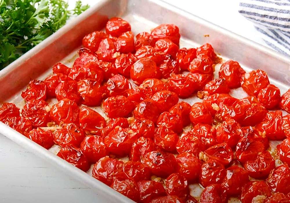Вяленые помидоры - пошаговый рецепт, фото 1